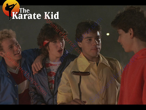 Tom Fridley - The Karate Kid 6 - 8X10