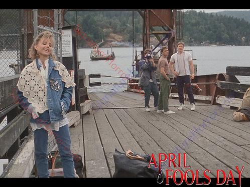 Deborah Goodrich - April Fool's Day - Ferry 3 - 8X10