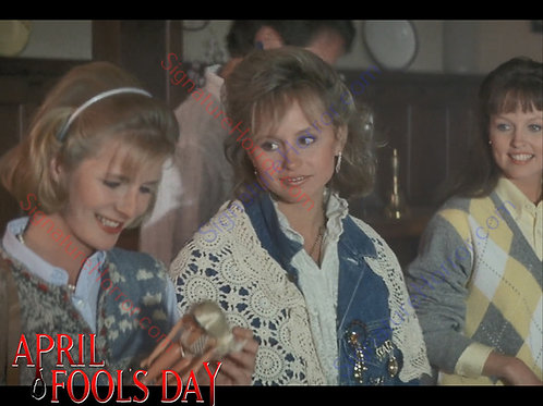 Deborah Goodrich - April Fool's Day - Arrival 5 - 8X10