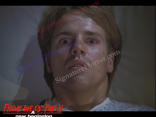 John Shepherd - Friday the 13th Part V - Hospital 11 - 8X10