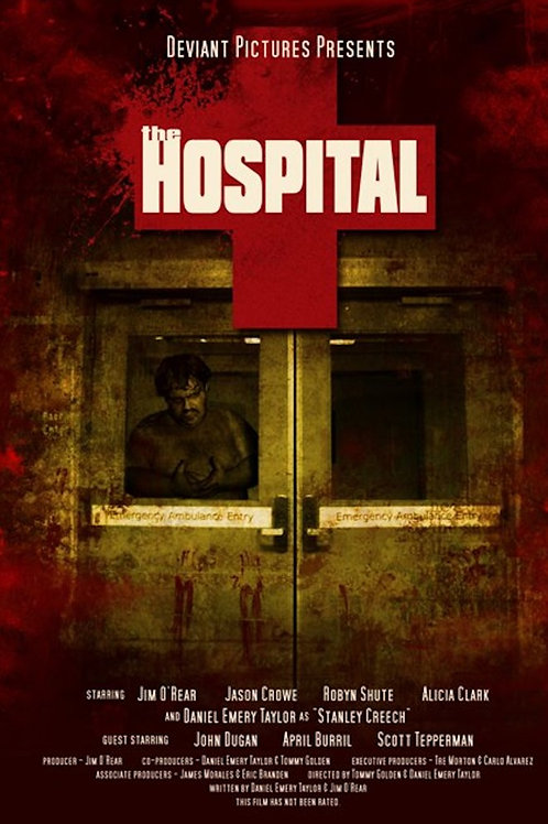 John Dugan The Hospital Poster - 11X17