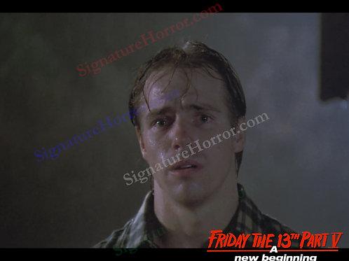 John Shepherd - Friday the 13th Part V - Barn 4 - 8X10