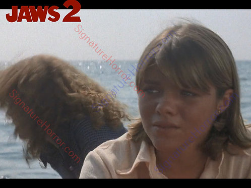 Donna Wilkes - Jaws 2 - Failed Rescue 7 - 8X10
