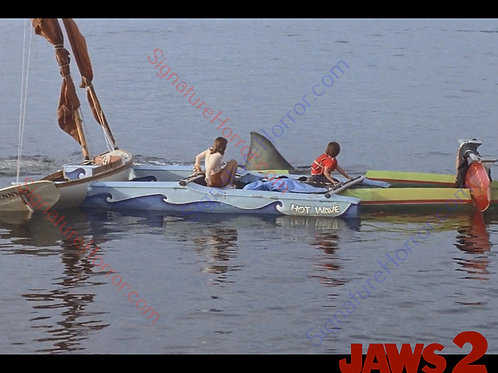 Donna Wilkes - Jaws 2 - Final Attack 8 - 8X10