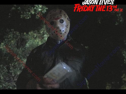 C.J. Graham - Jason Lives: Friday the 13th Part VI - Caretaker - 8X10