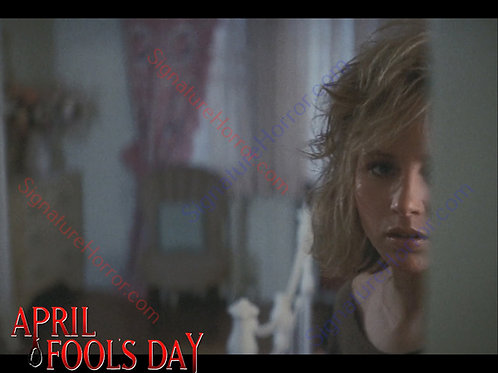 Deborah Goodrich - April Fool's Day - Fake Death 1 - 8X10