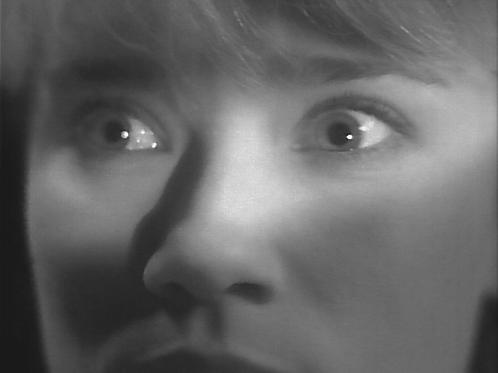 Lar Park-Lincoln Freddy's Nightmares Episode 2 Eyes Black & White