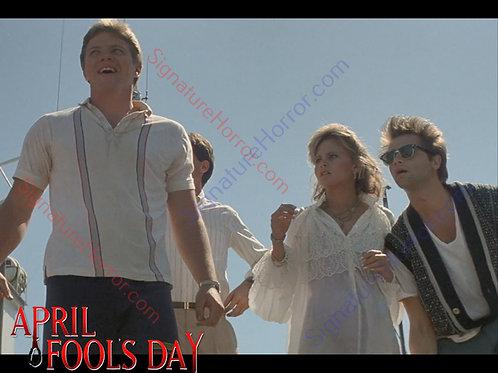 Deborah Goodrich - April Fool's Day - Ferry 18 - 8X10