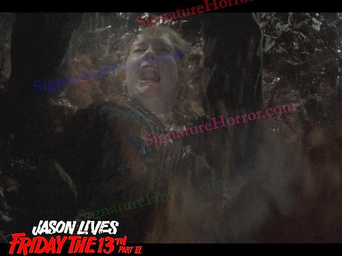 Nancy McLoughlin - Friday the 13th Part VI - Scream 1 - 8X1