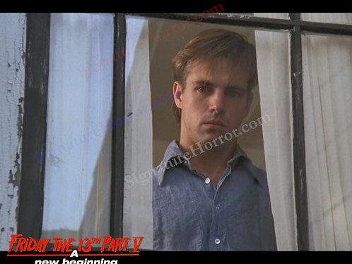John Shepherd - Friday the 13th Part V - Window 2 - 8X1