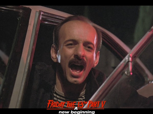 Bob DeSimone Friday the 13th Part V - Lana! 8X10
