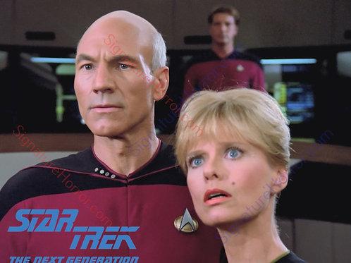 Brooke Bundy - Star Trek: TNG - Bridge 5 - 8X10