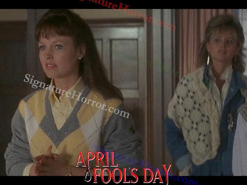 Deborah Foreman - April Fool's Day - Sunny Shiny Day - 8X10