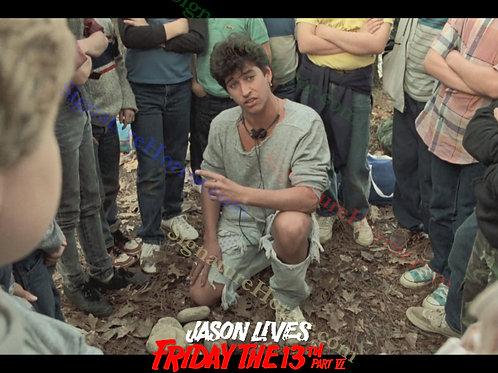 Tom Fridley - Jason Lives: Friday the 13th Part VI - Rocks 3 - 8X10