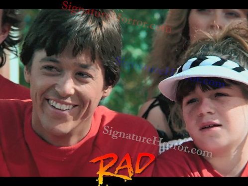 Bill Allen as Cru Jones in RAD - Rules 2 - 8X10