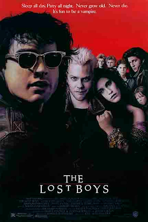"The Lost Boys 24""X36"" Poster"