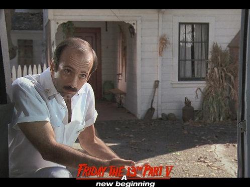 Bob DeSimone Friday the 13th Part V - Dropoff 8X10