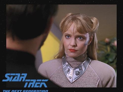 Lisa Wilcox - Star Trek: TNG - Yuta 1 - 8X10