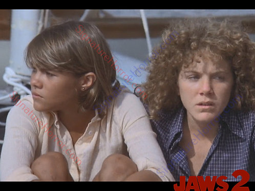 Donna Wilkes - Jaws 2 - Stranded 4 - 8X10