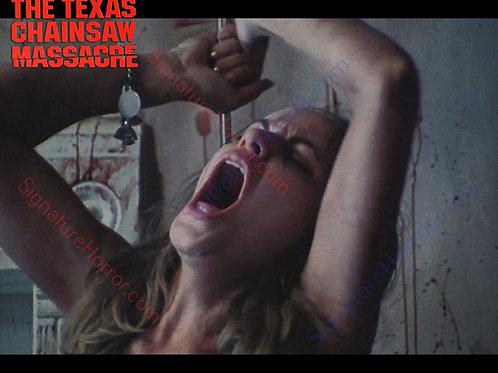 Teri McMinn Texas Chainsaw Massacre - Hook 4 - 8X10