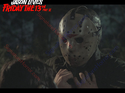 C.J. Graham - Jason Lives: Friday the 13th Part VI - Squished 4