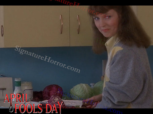 Deborah Foreman - April Fool's Day - Questions - 8X10