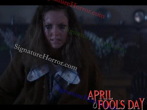 Deborah Foreman - April Fool's Day - Buffy Solo 3 - 8X10