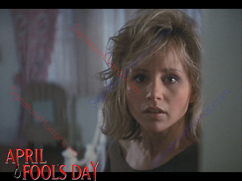 Deborah Goodrich - April Fool's Day - Fake Death 2 - 8X10