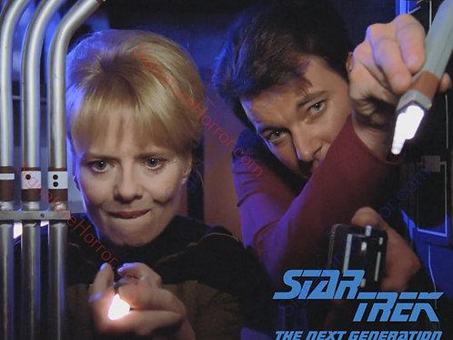 Brooke Bundy - Star Trek: TNG - Override 5 - 8X10