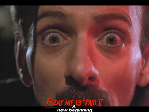Bob DeSimone Friday the 13th Part V - Deadhead 8X10