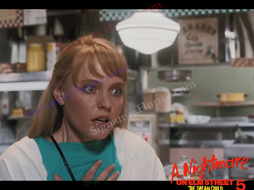 Lisa Wilcox - NOES 5: The Dream Child - Diner 2 - 8X10
