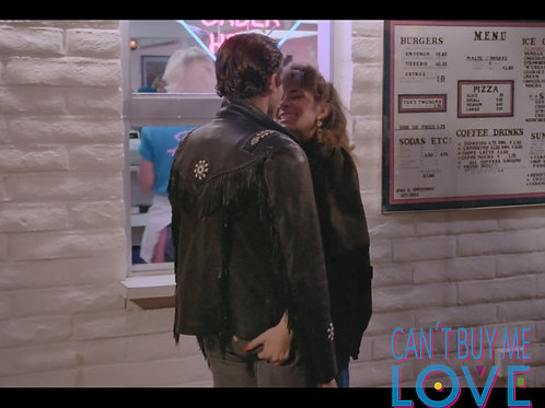 Darcy DeMoss Can't Buy Me Love - Patty and Ronnie Main Squeeze - 8X10