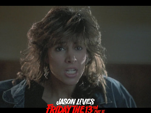Darcy DeMoss Jason Lives: Friday the 13th Part VI - Tossed Around - 8X10