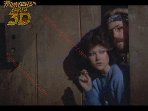 David Katims - Friday the 13th Part 3 - The Barn 4 - 8X10