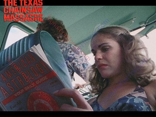 Teri McMinn Texas Chainsaw Massacre - Van 9 - 8X10
