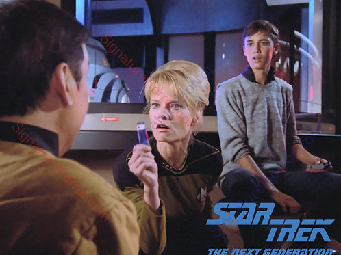 Brooke Bundy - Star Trek: TNG - Engineering 3 - 8X10