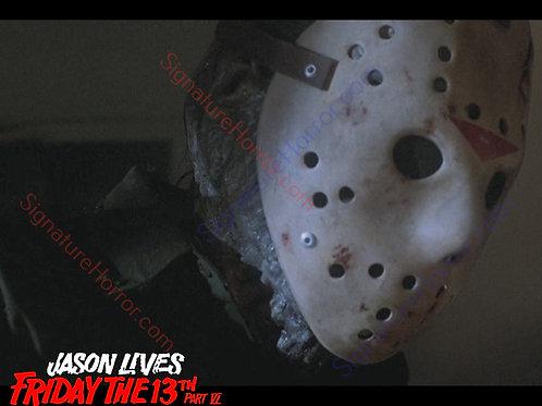 C.J. Graham - Jason Lives: Friday the 13th Part VI - RV 5
