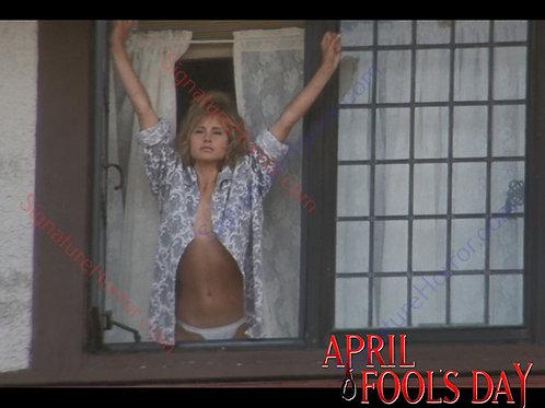 Deborah Goodrich - April Fool's Day - Morning Stretch 2 - 8X10