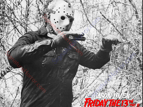 C.J. Graham - Jason Lives: Friday the 13th Part VI - Publicity Still 1 - 8X10