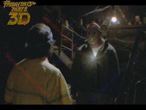 David Katims - Friday the 13th Part 3 - Death 4 - 8X10