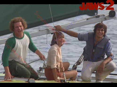 Donna Wilkes - Jaws 2 - Sailing Fun 7 - 8X10
