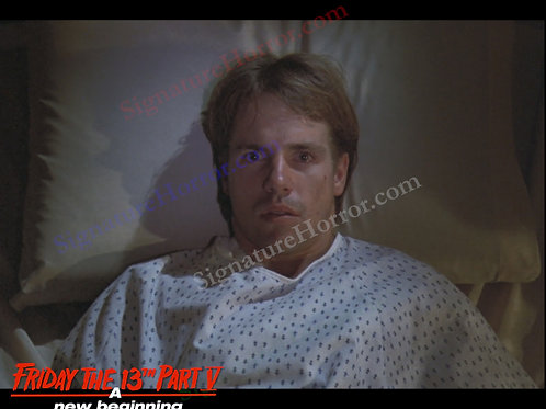 John Shepherd - Friday the 13th Part V - Hospital 13 - 8X10