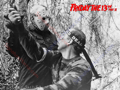 C.J. Graham - Jason Lives: Friday the 13th Part VI - Publicity Still 3