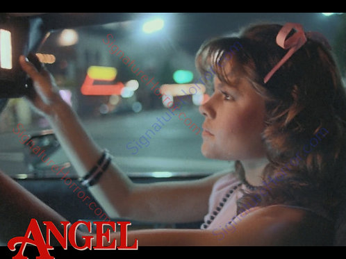 Donna Wilkes - Angel - Undercover Cop 6 - 8X10