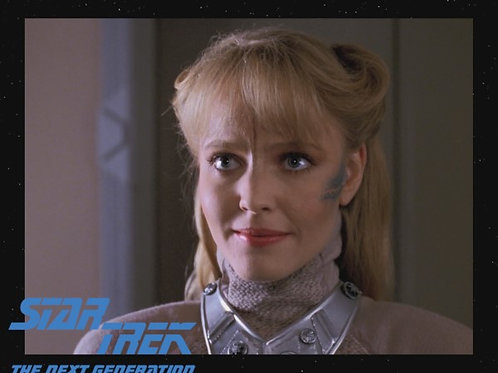 Lisa Wilcox - Star Trek: TNG - Yuta 9 - 8X10