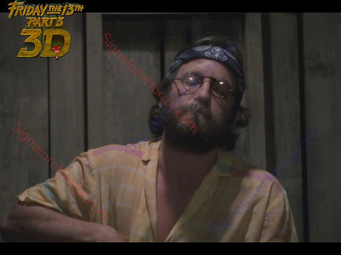 David Katims - Friday the 13th Part 3 - Outhouse 7 - 8X10