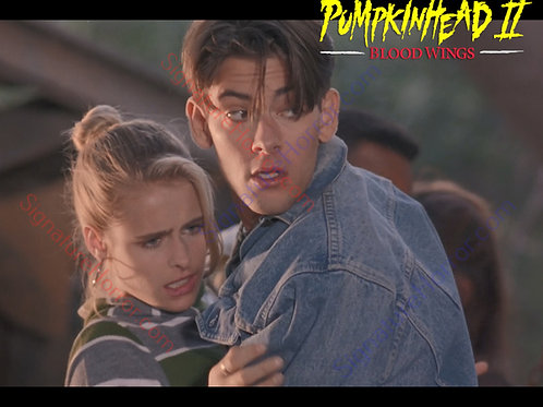 Ami Dolenz - Pumpkinhead II - Mine Party 7 - 8X10
