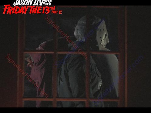 C.J. Graham - Jason Lives: Friday the 13th Part VI - Window 1