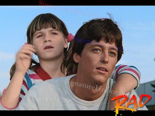 Bill Allen as Cru Jones in RAD - Siblings 1 - 8X10