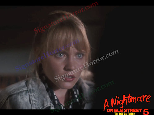 Lisa Wilcox - NOES 5: The Dream Child - Asylum 4 - 8X10
